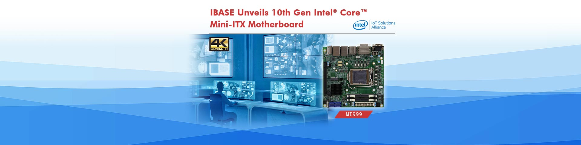 10th Gen Intel® Core™ (Comet Lake-S) Mini-ITX Motherboard
